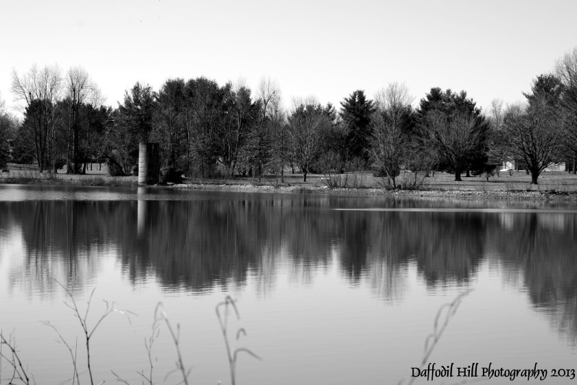 Trying out a B&W with the Sony A300.