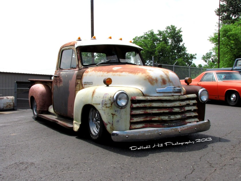 If you love rust you have to love Rat Rods!