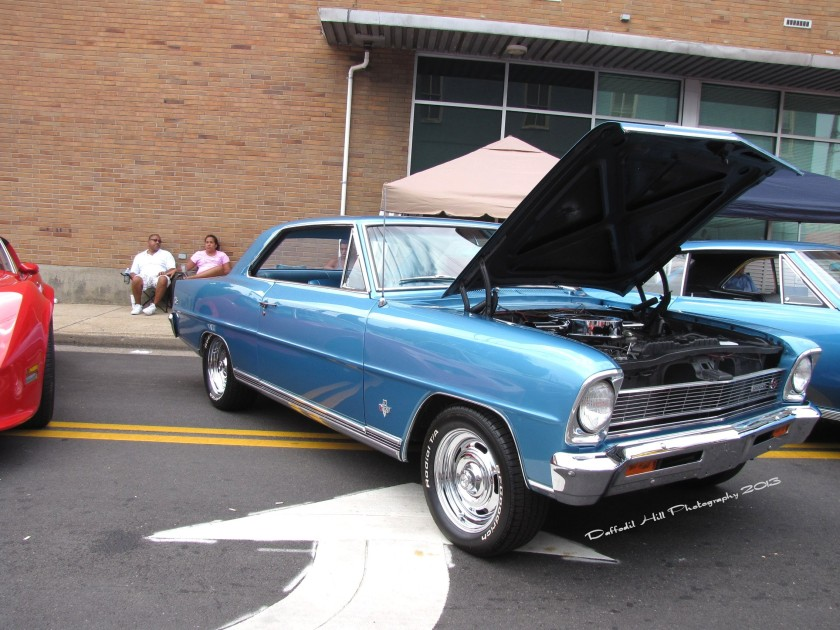 Back in the day I owned a 77 Nova Concours so Novas hold a special place in my heart.